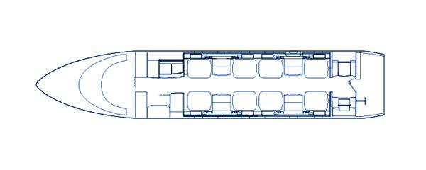 Challenger 300 350 Fleet Of Aircraft International Jet Management