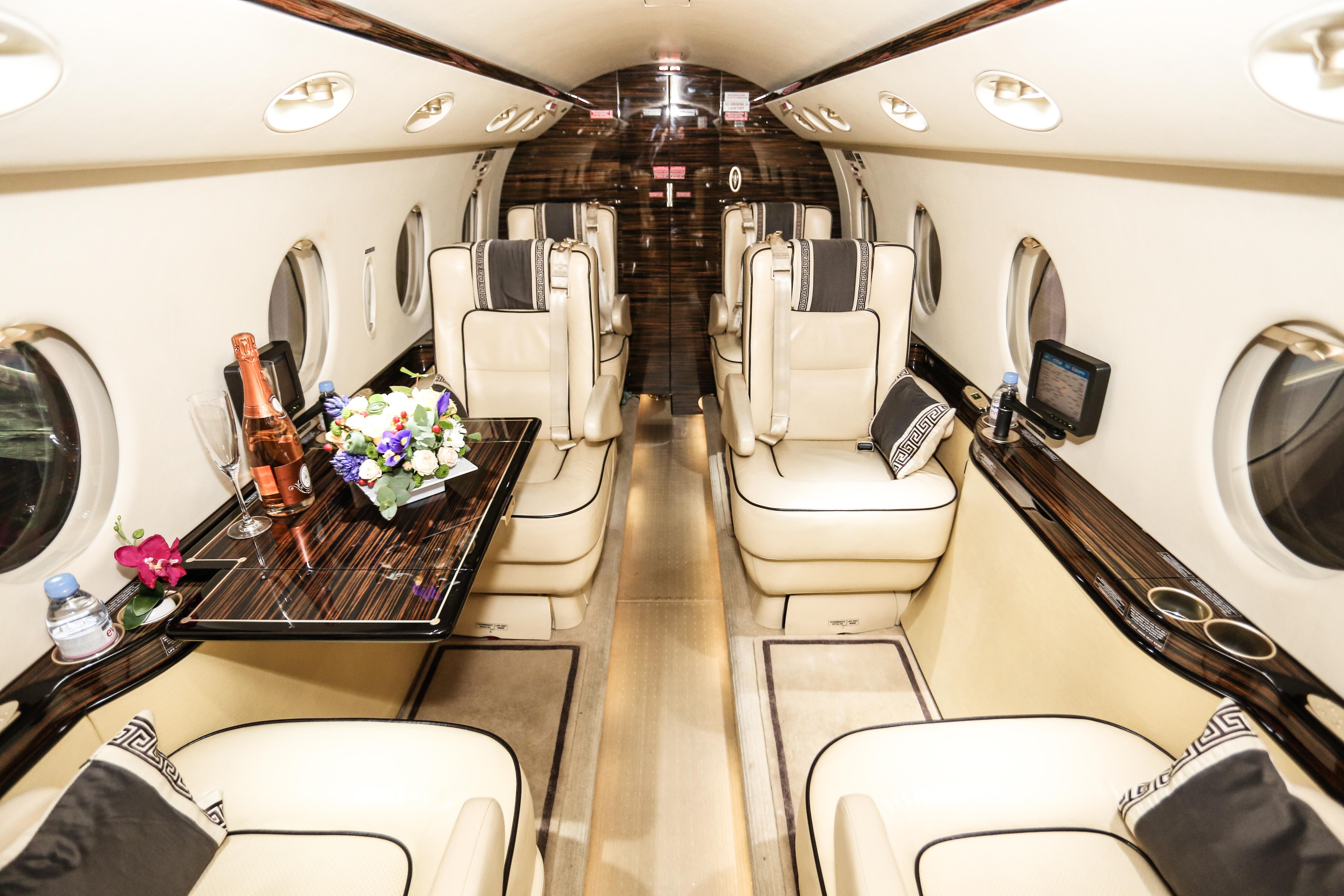 Gulfstream 150 Flugzeugflotte International Jet Management